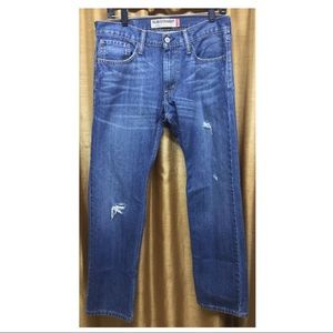 Levis 514 Slim Fit Straight Leg Jeans